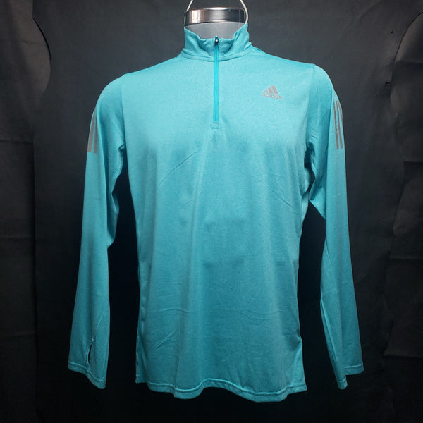 Playera Adidas -  RS LS ZIP TEE