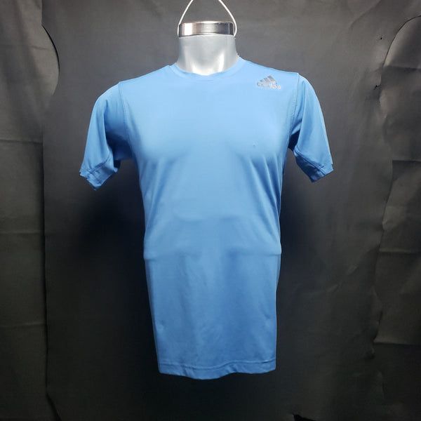 Playera Adidas -  FREELIFT FIT EL AZUL