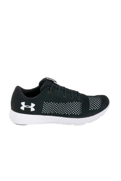 Tenis Under Armour - UA RAPID/NEGRO-BLANCO