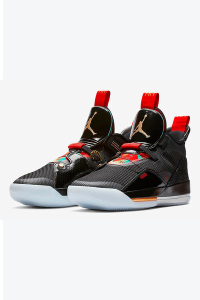 Tenis Nike - Air Jordan XXXIII Chinese New Year
