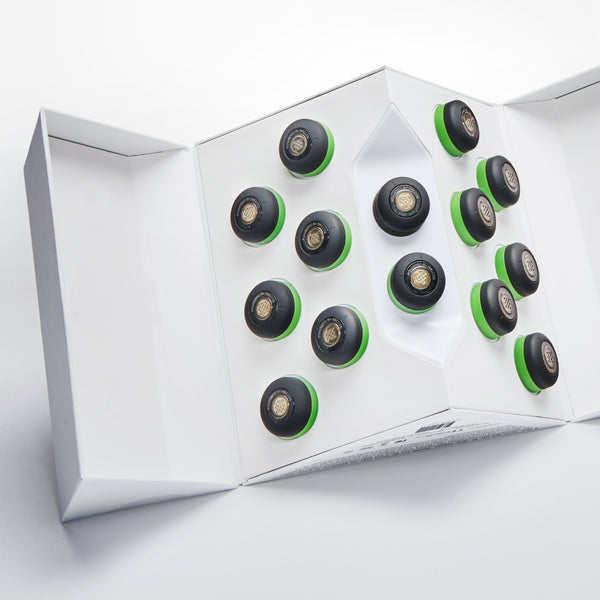 Arccos Caddie Smart Sensors - Inside Packaging