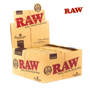 RAW Classic Connossieur (1 Box)