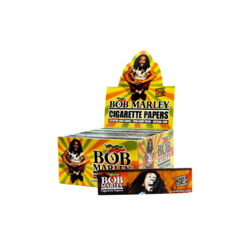 Load image into Gallery viewer, BOB MARLEY Cigarette Rolling Paper (1 Box)
