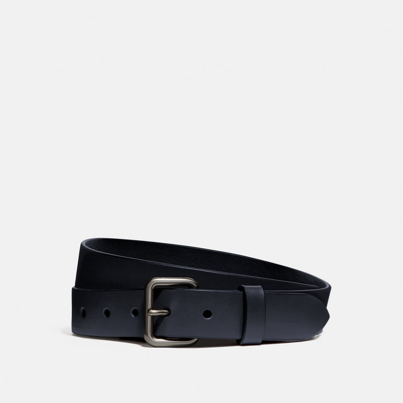 Coach Harness Buckle Belt, 32Mm