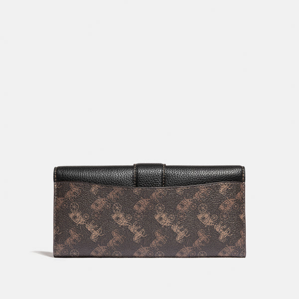 Coach Horse and carriage cc beat wallet