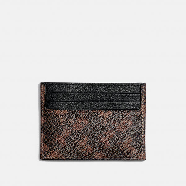 Coach Horse and Carriage Wallet