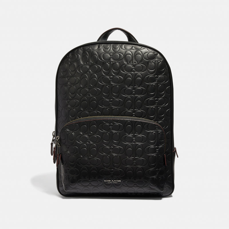 Coach Kennedy Backpack In Signature Leather