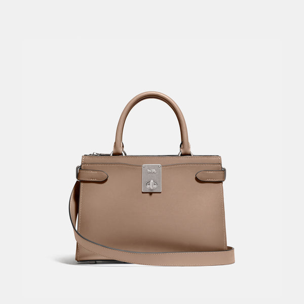 Box Calf Leather Hutton Carryall
