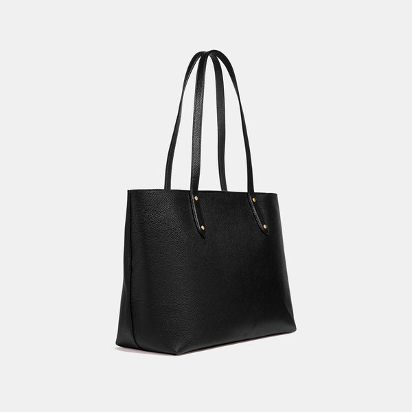 Coach Central Tote With Zip