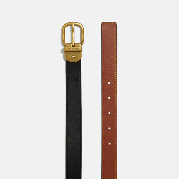 25 CLS Reversible Leather Belt