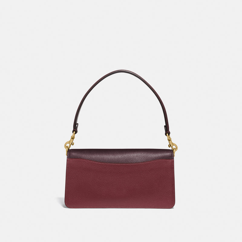 Coach Tabby shoulder bag 26 in colorblock