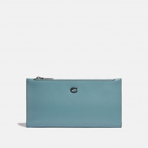 Coach Double Snap Wallet