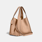Polished Pebble Leather Hadley Hobo 21
