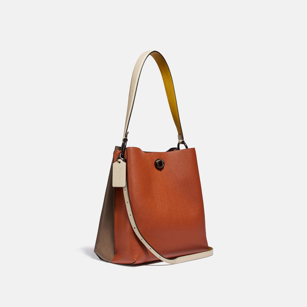 Coach Colorblock Charlie Bucket