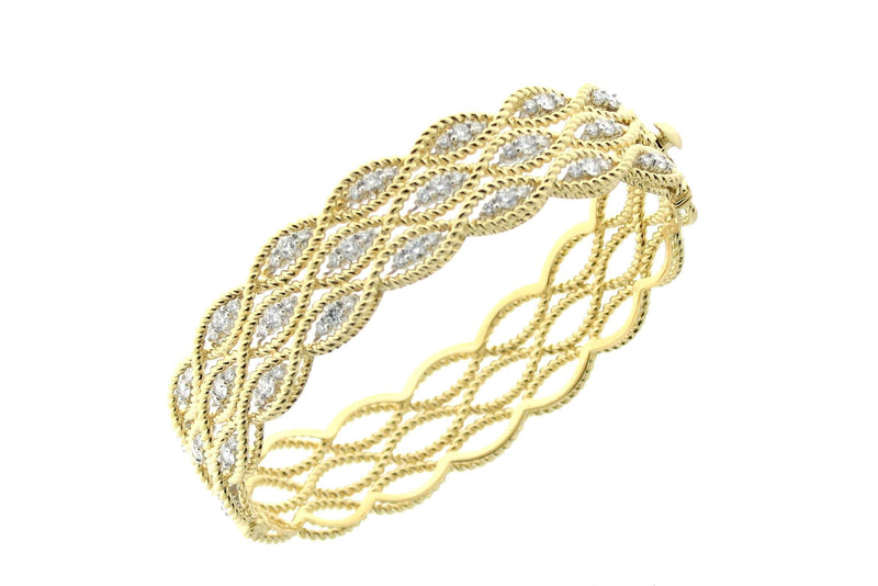 Roberto Coin New Barocco  Bangle