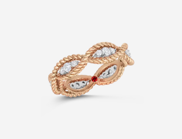 Roberto Coin New Barocco Ring