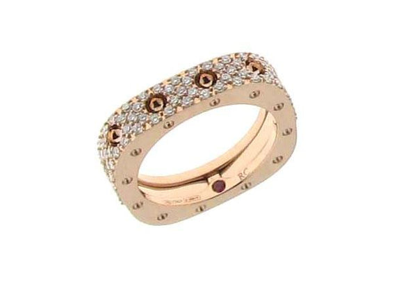 Roberto Coin Pois Moi Diamonds  Ring