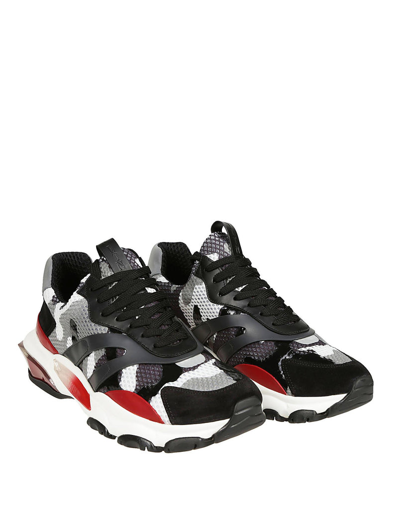 VALENTINO BOUNCE CAMOUFLAGE SNEAKER
