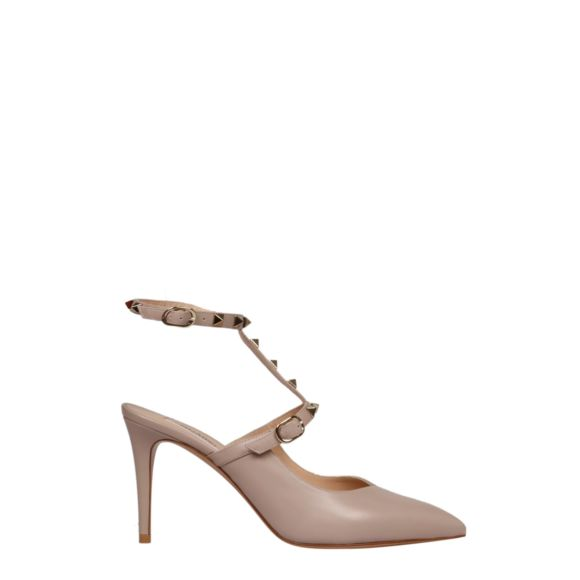 VALENTINO ROCKSTUD HYPE ANKLE STRAP 85 MM
