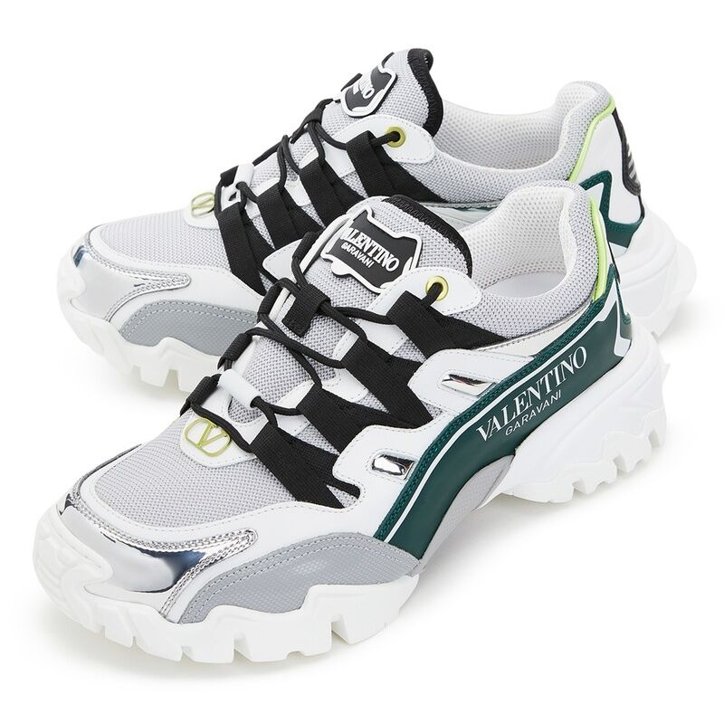 VALENTINO CLIMBER SNEAKERS