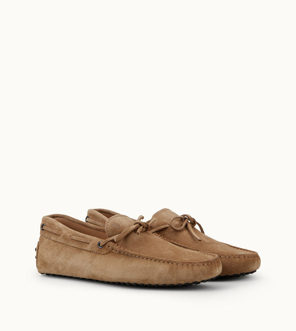 Tod's Gommino Driving Shoes In Suede