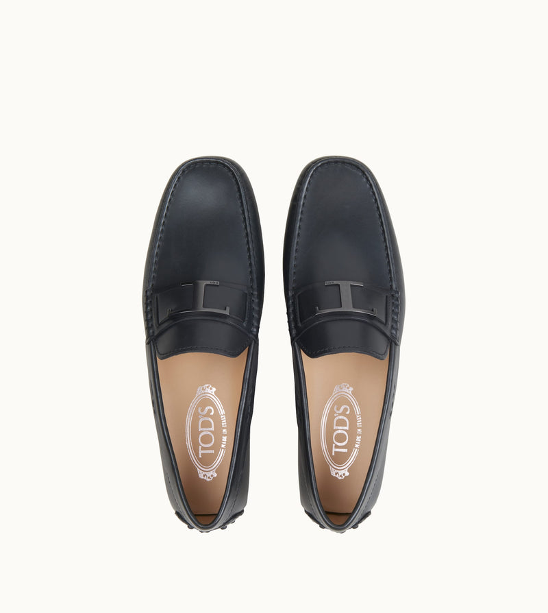 City Gommino Timeless Driving Shoes in Leather