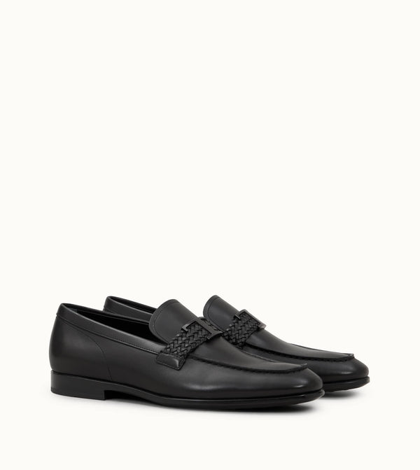Timeless Loafers in Leather