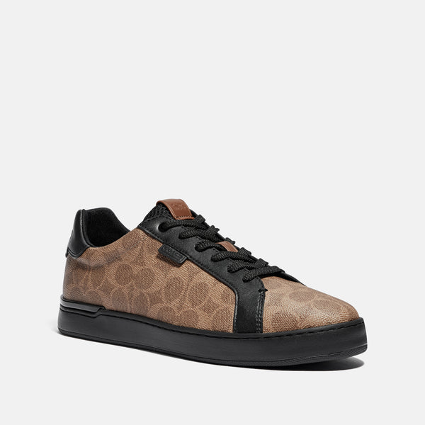 Coach Lowline Signature Low Top