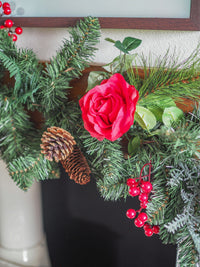 Christmas Joy Garland