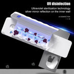 3 in 1 UV Toothbrush Holder Sterilizer