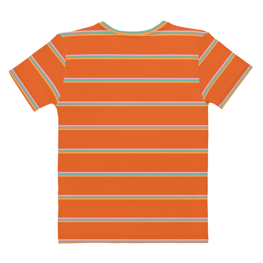 Saucy Unlimited SAUCY STRIPES 7 All-over t-shirt