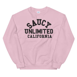 Saucy Unlimited California Sweatshirt