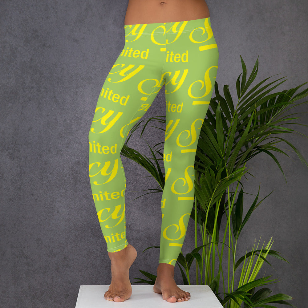 Saucy Unlimited All-over Leggings