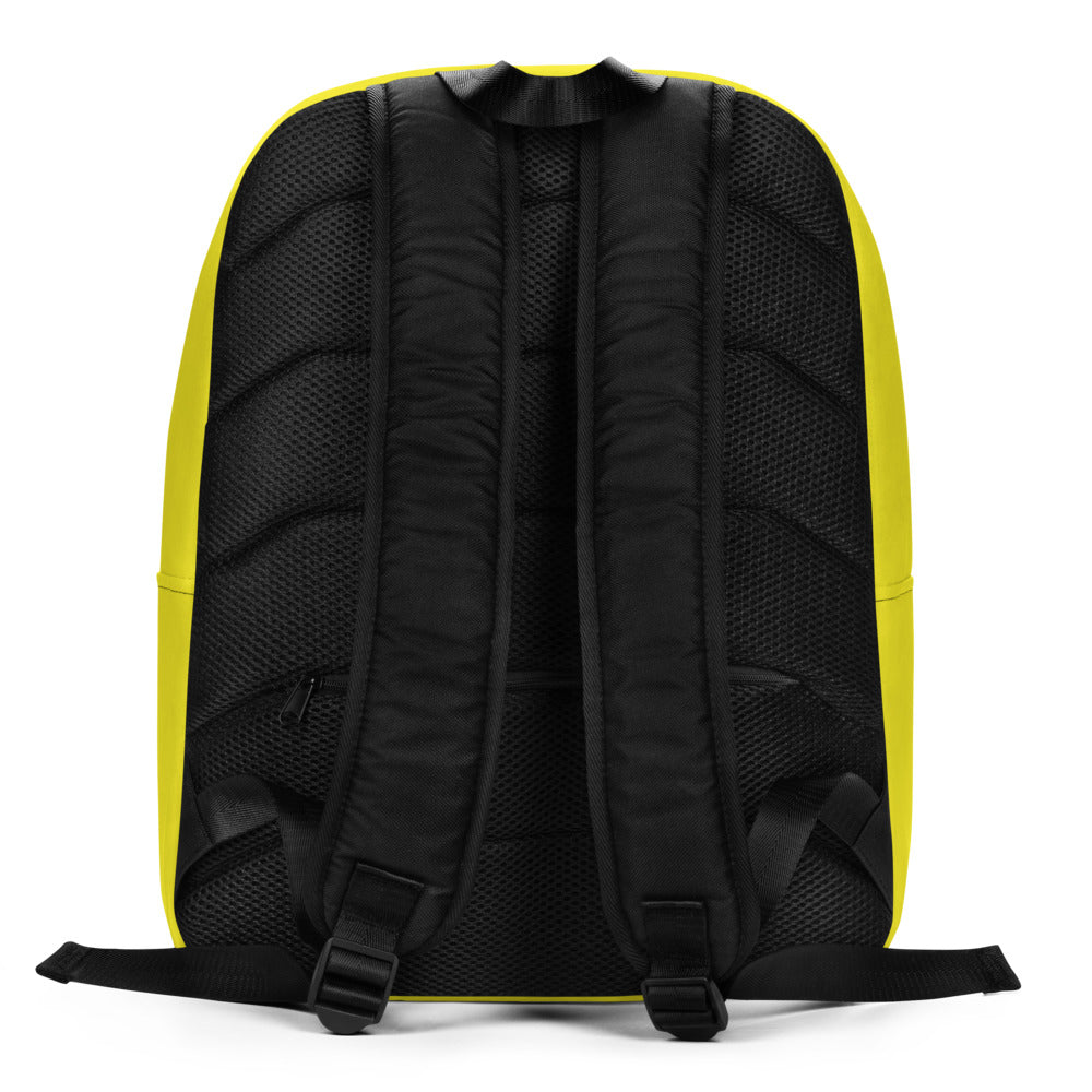 Green / Yellow Saucy Unlimited Minimalist Backpack