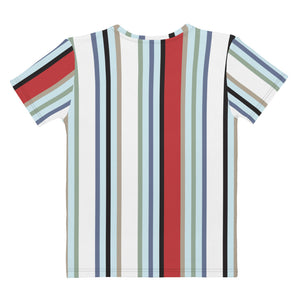 Saucy Unlimited SAUCY STRIPES 1 All-over  t-shirt