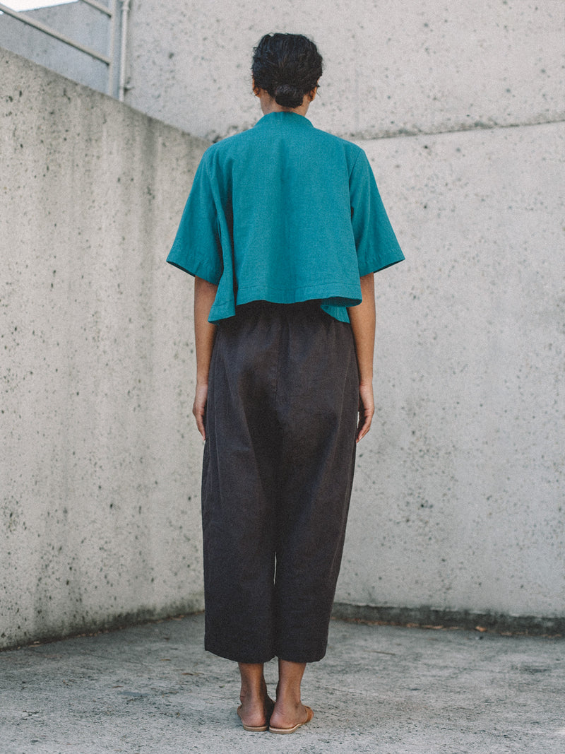 Indra Pants - Faded Black