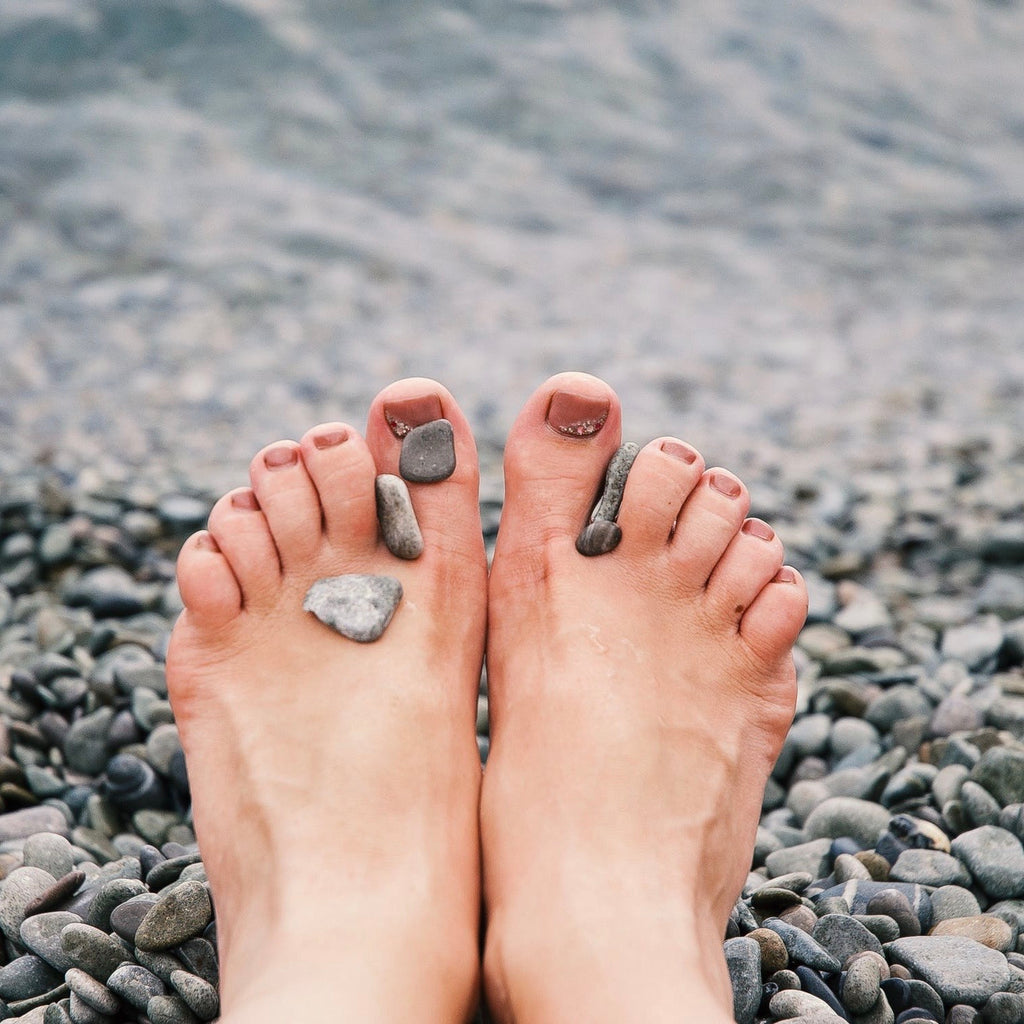 4 things you should do to get that healthy & happy feet
