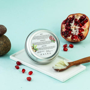 Moisturizing Body Butter (Shea Butter & Pomegranate)