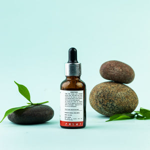 Rosehip Oil (Organic & Cold Pressed)