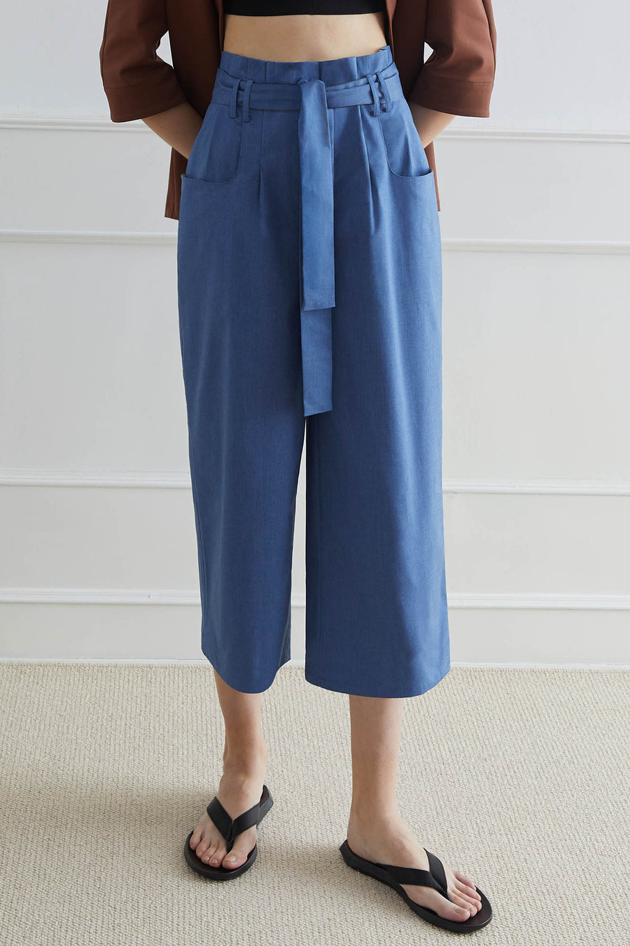 CODY Cropped Parachute Pants