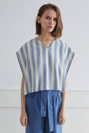 MARRAKESH Striped Kaftan
