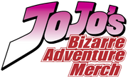 JoJo's Bizarre Adventure Merch