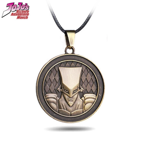JJBA The World Necklace