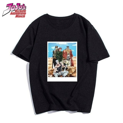 Jojo Stardust Crusaders Shirt