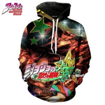 Jojo's Bizarre Adventure All Star Battle Hoodie