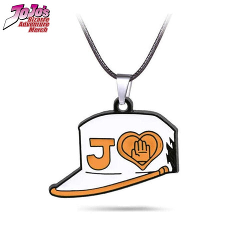 Jotaro Hat Necklace