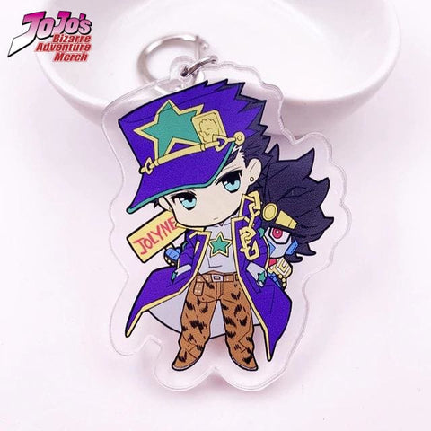Jotaro Part 6 Keychain