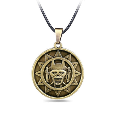 Jojo's Bizarre Adventure Necklace <br>Killer Queen Symbol