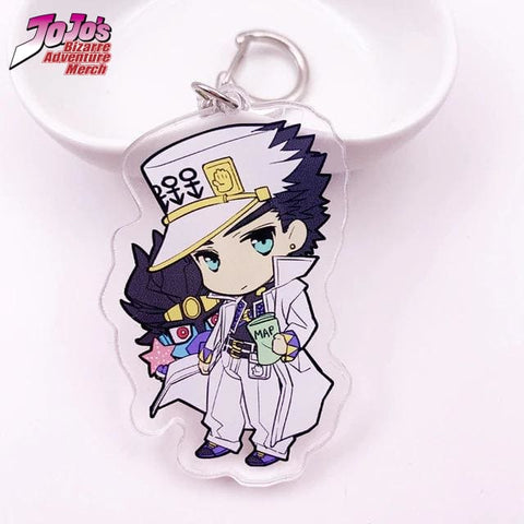 Part 4 Jotaro Keychain