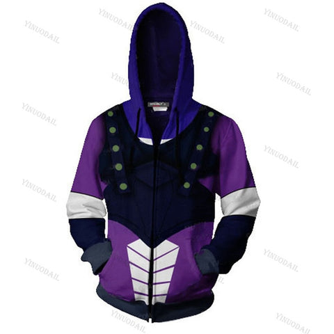 Jojo's Bizarre Adventure Jacket Dio